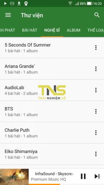 YMusic: Phát nền, tải video YouTube miễn phí trên Android