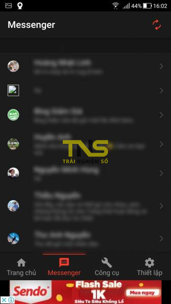 Screenshot 20190729 160220 338x600 - Ẩn đã xem tin nhắn, trả lời tin nhắn tự động, hẹn giờ đăng bài viết Facebook,… trên Android