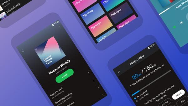 Spotify.Lite 600x338 - Spotify Lite chính thức có mặt tại Việt Nam