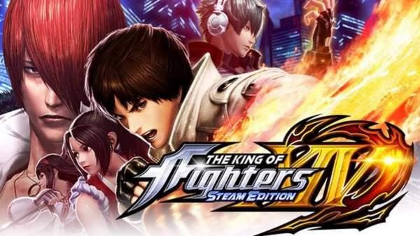 THE KING OF FIGHTERS XIV STEAM EDITION 600x338 - Tổng hợp các series game đối kháng nổi tiếng nhất thế giới