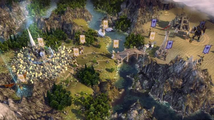 Miễn phí game Age of Wonders III trên Steam