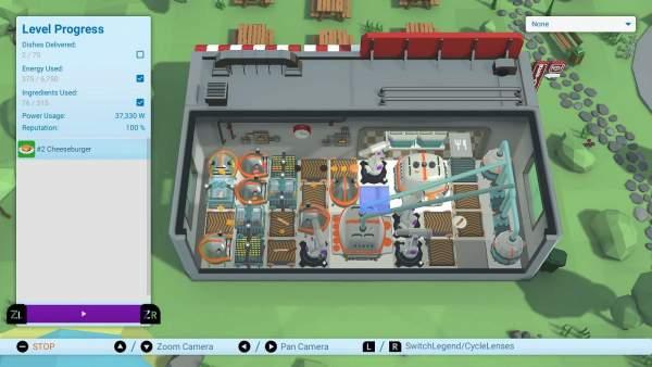 automachef switch screenshot 1 600x338 - Đánh giá game Automachef