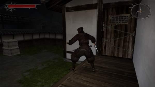 closed chains 600x338 - Mê game ninja không thể bỏ qua Shinobido: Way of the Ninja