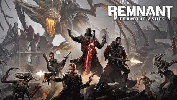 """darksiders 3 developer remnant from the ashes feat 600x338 - Game mới 2019: Đón chào tháng 8 với 9""""bom tấn"""""""
