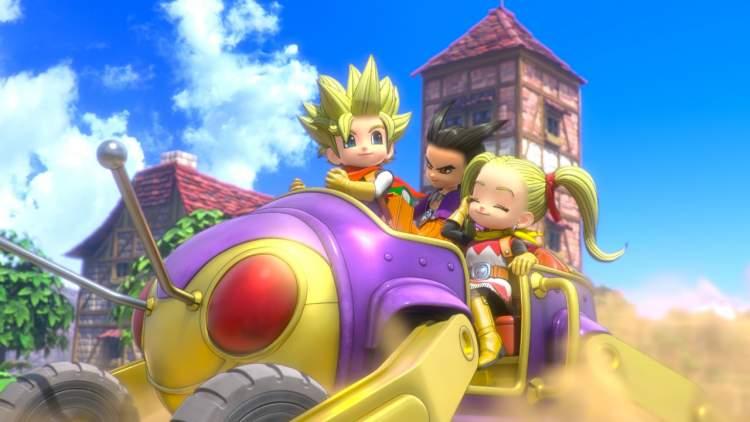Đánh giá game Dragon Quest Builders 2
