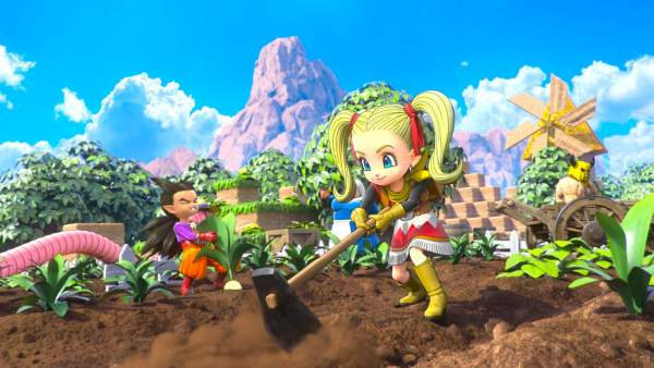 dragon quest builders 2 screenshot 1 600x338 - Đánh giá game Dragon Quest Builders 2