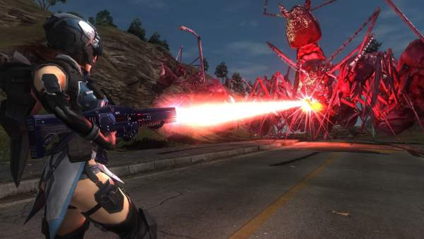 Đánh giá game Earth Defense Force 5 (PC)