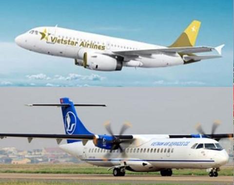 hang hang khong vietstar airlines - Hãng hàng không thứ 6 vừa được cấp phép bay tại Việt Nam là hãng nào?