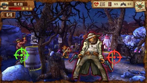 mad bullets switch screenshot 2 600x338 - Đánh giá game Mad Bullets phiên bản Switch