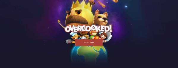 overcooked free epic games store 1 600x229 - Đang miễn phí game Overcooked cực kỳ vui nhộn