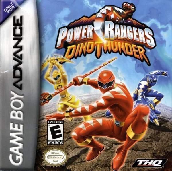 power rangers dino thunder 600x596 - Top những tựa game 5 anh em siêu nhân (Power Rangers) đáng chơi nhất