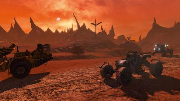 red faction guerrilla re mars tered switch screenshot 2 600x338 - Đánh giá game Red Faction Guerrilla: Re-Mars-tered phiên bản Switch