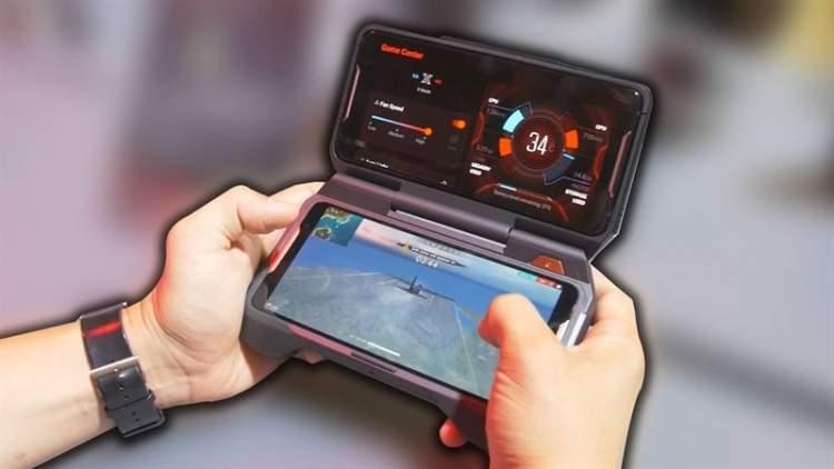 rog phone 750x422 - Nokia 220 4G và Nokia 105 (2019) có giá từ 330.000 đồng