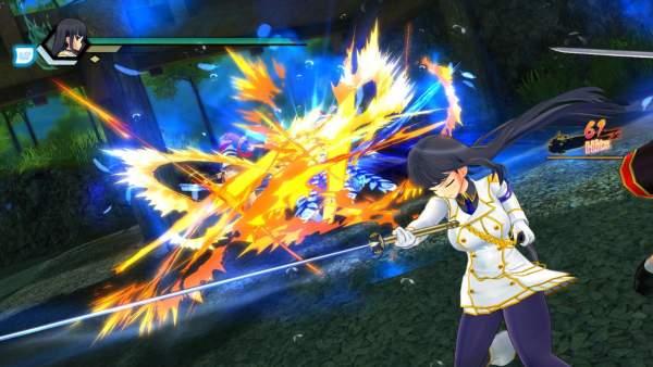 senran kagura burst renewal screenshot 2 600x338 - Đánh giá game SENRAN KAGURA Burst Re:Newal