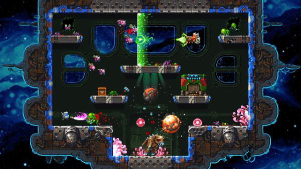 super mutant alien assault switch screenshot 2 600x338 - Đánh giá game Super Mutant Alien Assault