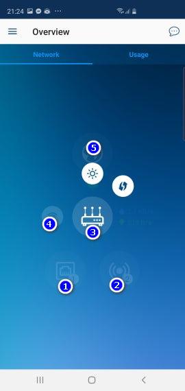"""synology guide smartphone 1 - Trên tay Synology MR2200ac:""""đắt xắt ra miếng"""""""