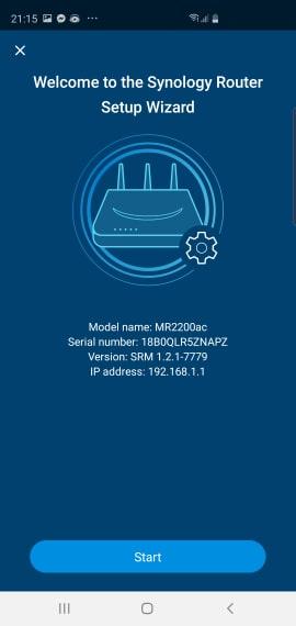 """synology smartphone 4 - Trên tay Synology MR2200ac:""""đắt xắt ra miếng"""""""