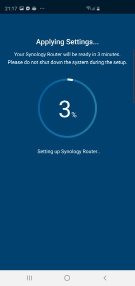 """synology smartphone 9 - Trên tay Synology MR2200ac:""""đắt xắt ra miếng"""""""