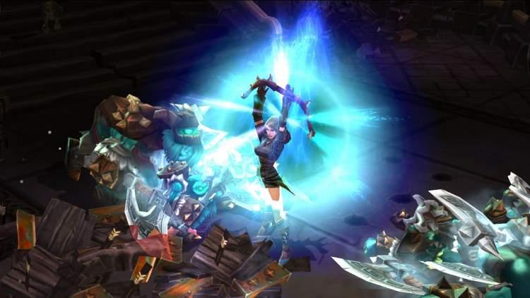 Miễn phí Torchlight từ Epic Games Store