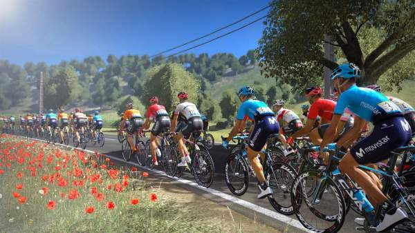 tour de france 2019 xbox one screenshot 1 600x338 - Đánh giá game Tour de France 2019