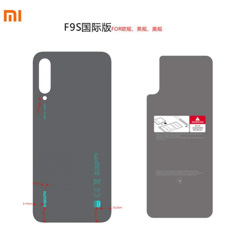 xiaomi f9s a3 800x800 - Mi A3 chính là chiếc điện thoại Android One 48MP của Xiaomi?