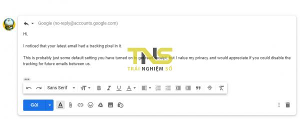 2019 08 01 17 28 22 600x238 - Creep Alert: Ngăn người khác theo dõi bạn mở email trên Gmail