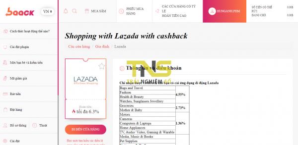 2019 08 18 15 37 06 600x293 - Baack.com: Nhận hoàn tiền khi mua sắm trên Shopee, Lazada, Tiki,…