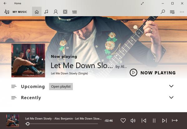 2019 08 19 15 09 05 600x415 - Dùng Light Media Player 2 phát nhạc và xem lời bài hát trên Windows 10