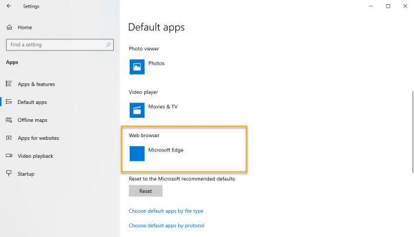 """Cách tắt Microsoft Edge Chromium """"vĩnh viễn"""" tự mở trên Windows 10 4"""