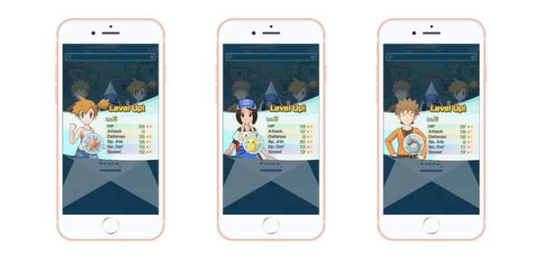 32574 55906 leveling l 600x287 - Đánh giá game Pokemon Masters