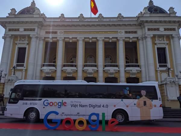 Anh2 600x450 - Google hợp tác Bộ Công Thương mở rộng chương trình Bệ phóng Việt Nam Digital 4.0