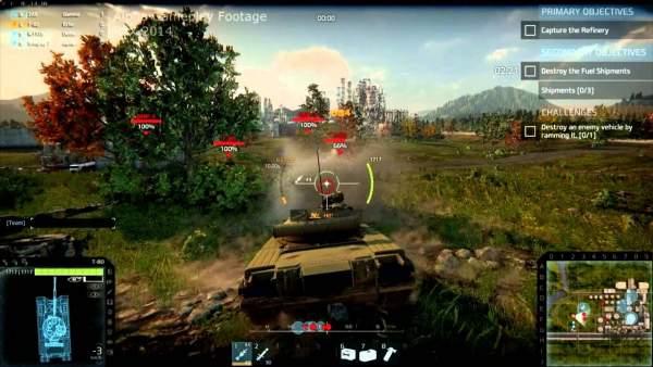 Armored Warfare 600x338 - Top game bắn xe tăng cổ điển mà bạn phải thử