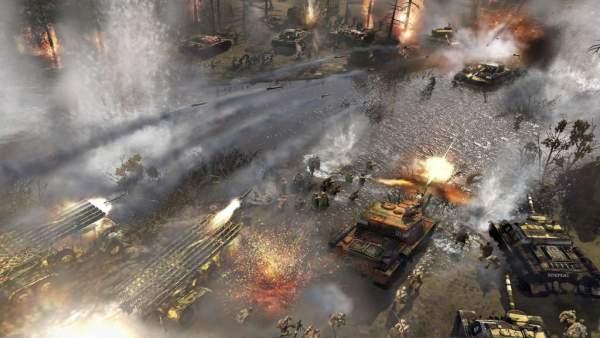 Company of Heroes 2 600x338 - Top game bắn xe tăng cổ điển mà bạn phải thử