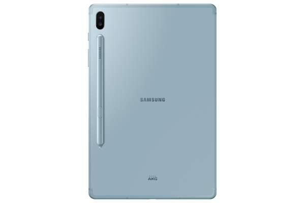 Galaxy Tab S6 Mặt sau 600x400 - Galaxy Tab S6 ra mắt: S Pen đa nhiệm, hiệu năng vượt trội