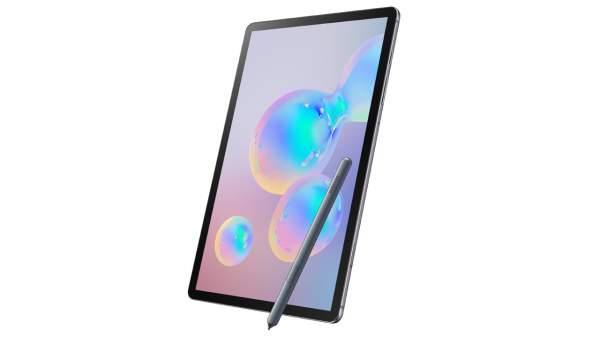 Galaxy Tab S6 featured 600x338 - Galaxy Tab S6 ra mắt: S Pen đa nhiệm, hiệu năng vượt trội