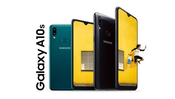 Galaxy A10s lên kệ ở Việt Nam, giá 3,7 triệu đồng 2