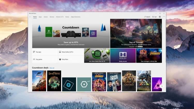 Microsoft Store 750x422 - Ứng dụng Remote Mouse đã có mặt trên Microsoft Store