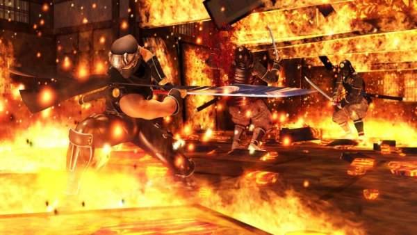 Ninja Gaiden Sigma Plus 99 1362711411 600x338 - Top những tựa game cho bạn thỏa thích hóa thân thành một Ninja