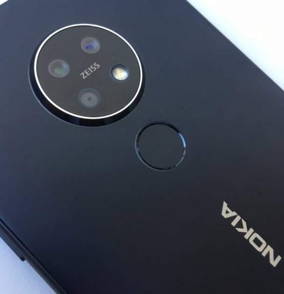 Nokia 7 2 camera 581x600 - Tổng hợp tin đồn về điện thoại Nokia 7.2