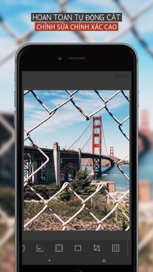 SKRWT 1 - Hướng dẫn bạn tạo một bức ảnh hoàn hảo trên iPhone