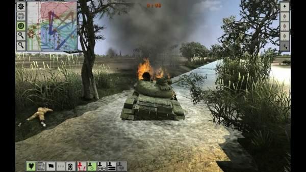 STEEL ARMOR BLAZE OF WAR 600x338 - Top game bắn xe tăng cổ điển mà bạn phải thử
