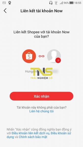 Screenshot 20190819 185547 338x600 - Cách đặt món trên Now.vn từ ứng dụng Shopee