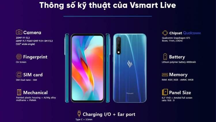Vsmart Live 750x422 - Phong Vũ bán thêm mặt hàng tủ lạnh