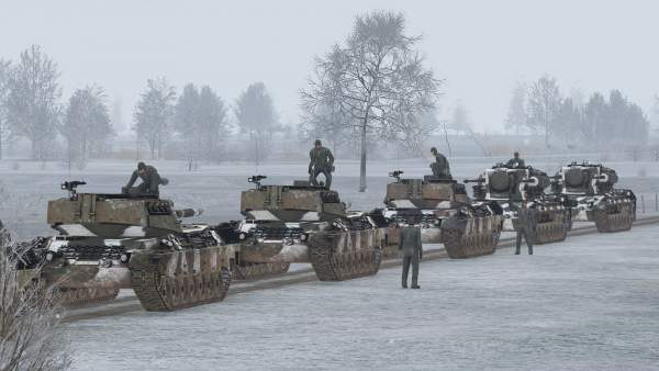 arma 3 600x338 - Top game bắn xe tăng cổ điển mà bạn phải thử