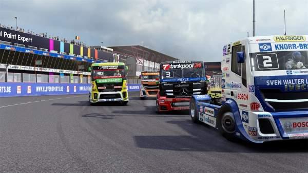 fia european truck racing championship xbox one screenshot 3 600x338 - Đánh giá game FIA European Truck Racing Championship