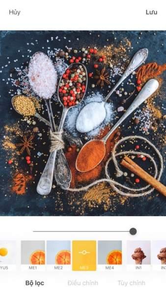 foodie 2 338x600 - Top ứng dụng chụp đồ ăn nhìn thật hấp dẫn trên iPhone