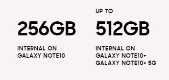 galaxy note 10 5 - Galaxy Note 10 và Note 10 Plus mới ra mắt có gì mới?