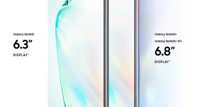 galaxy note 10 6 800x432 - Galaxy Note 10 và Note 10 Plus mới ra mắt có gì mới?
