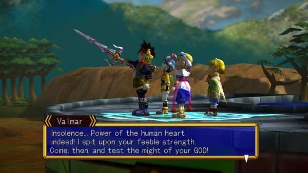 grandia hd collection screenshot 4 600x338 - Đánh giá game Grandia HD Collection