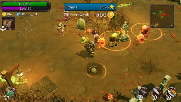 grave keeper switch screenshot 1 600x338 - Đánh giá game Grave Keeper